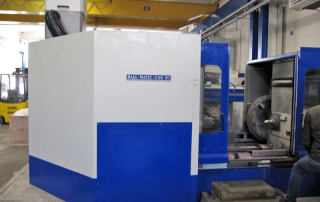 Retrofitting Rettifica Ball-Matic-CNC-20
