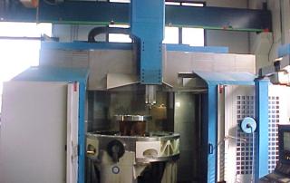 Retrofitting tornio verticale Carnaghi 1500