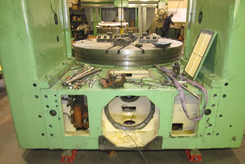 Retrofitting macchine utensili
