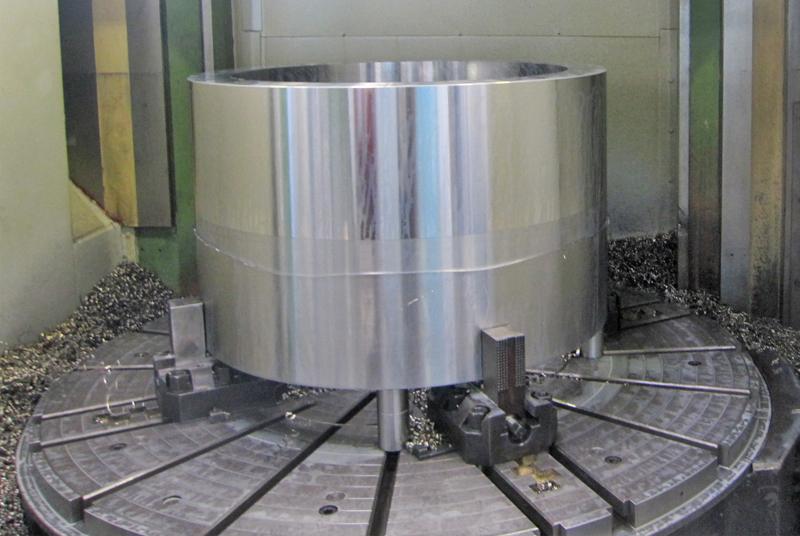 Retrofitting tornio verticale Umaro 2000